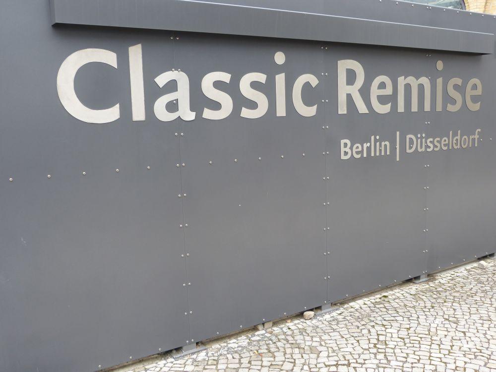 Classic Rermise Berlin