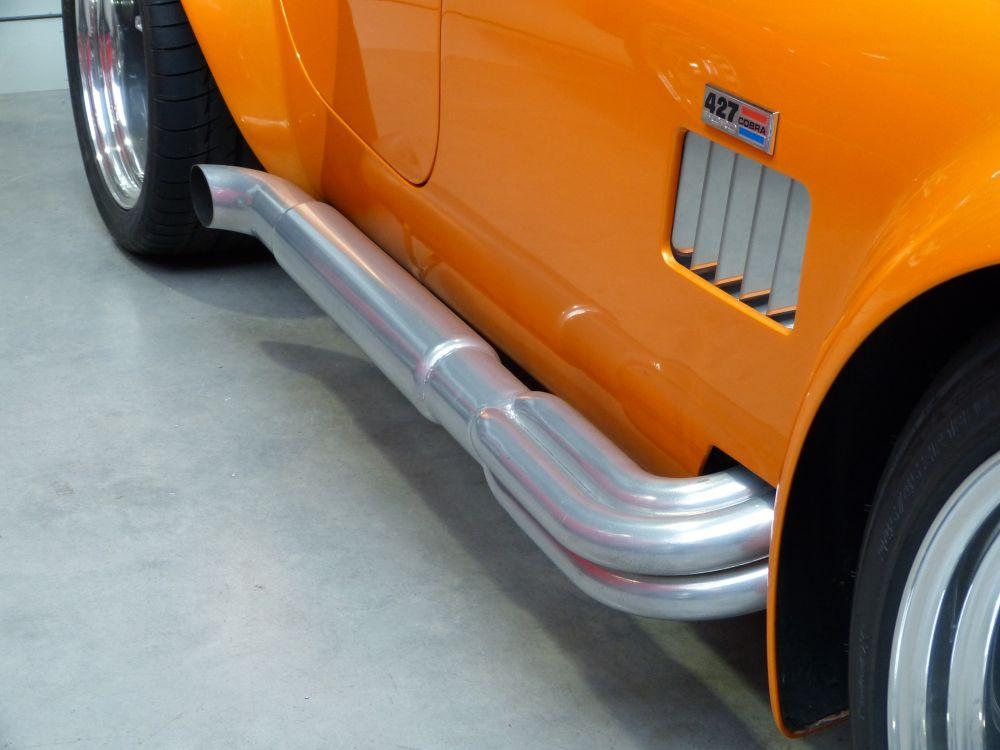 Ford Cobra - Was für ein Auspuffrohr