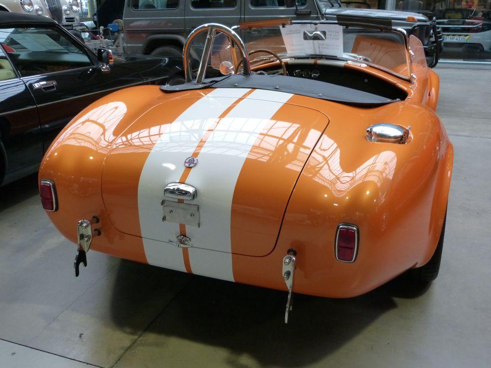 Ford Cobra - Ein Traumcabrio