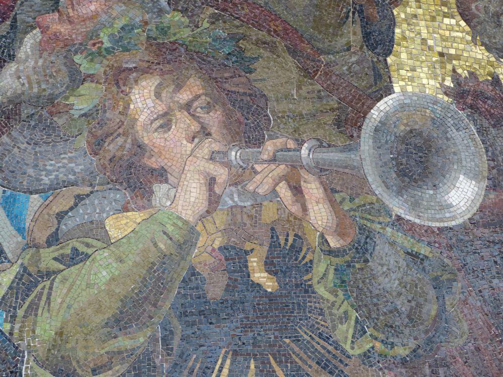 Reliefs verschiedene Bildhauer