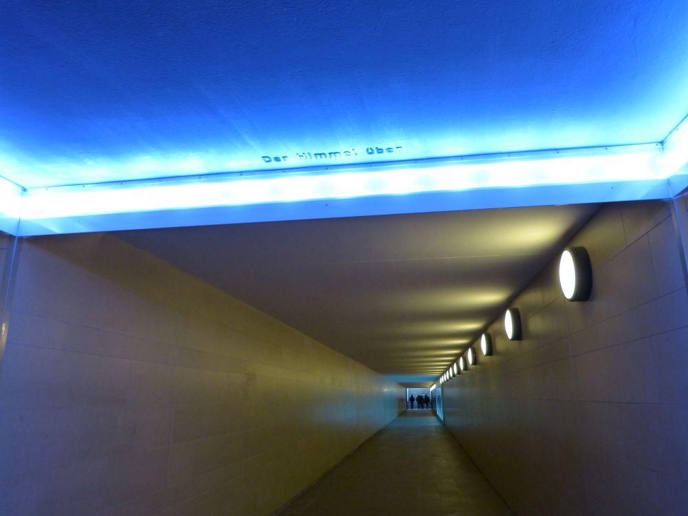 Im Tunnel zur Siegessäule