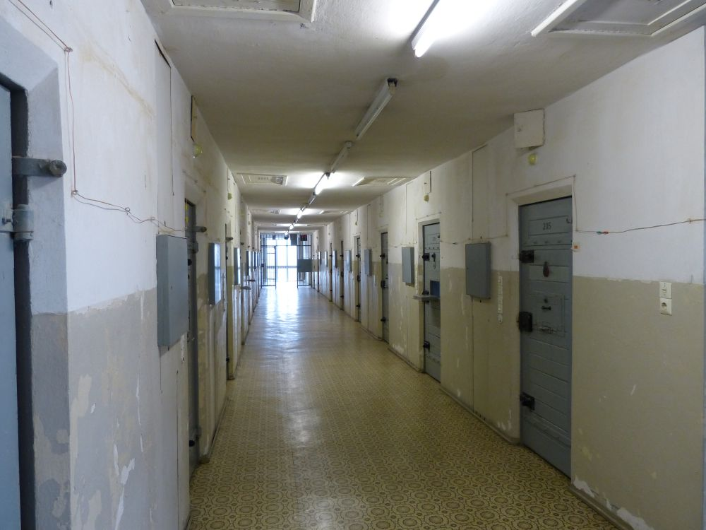 Der neue Zellentrackt ab 1961