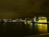 Blick von London Bridge