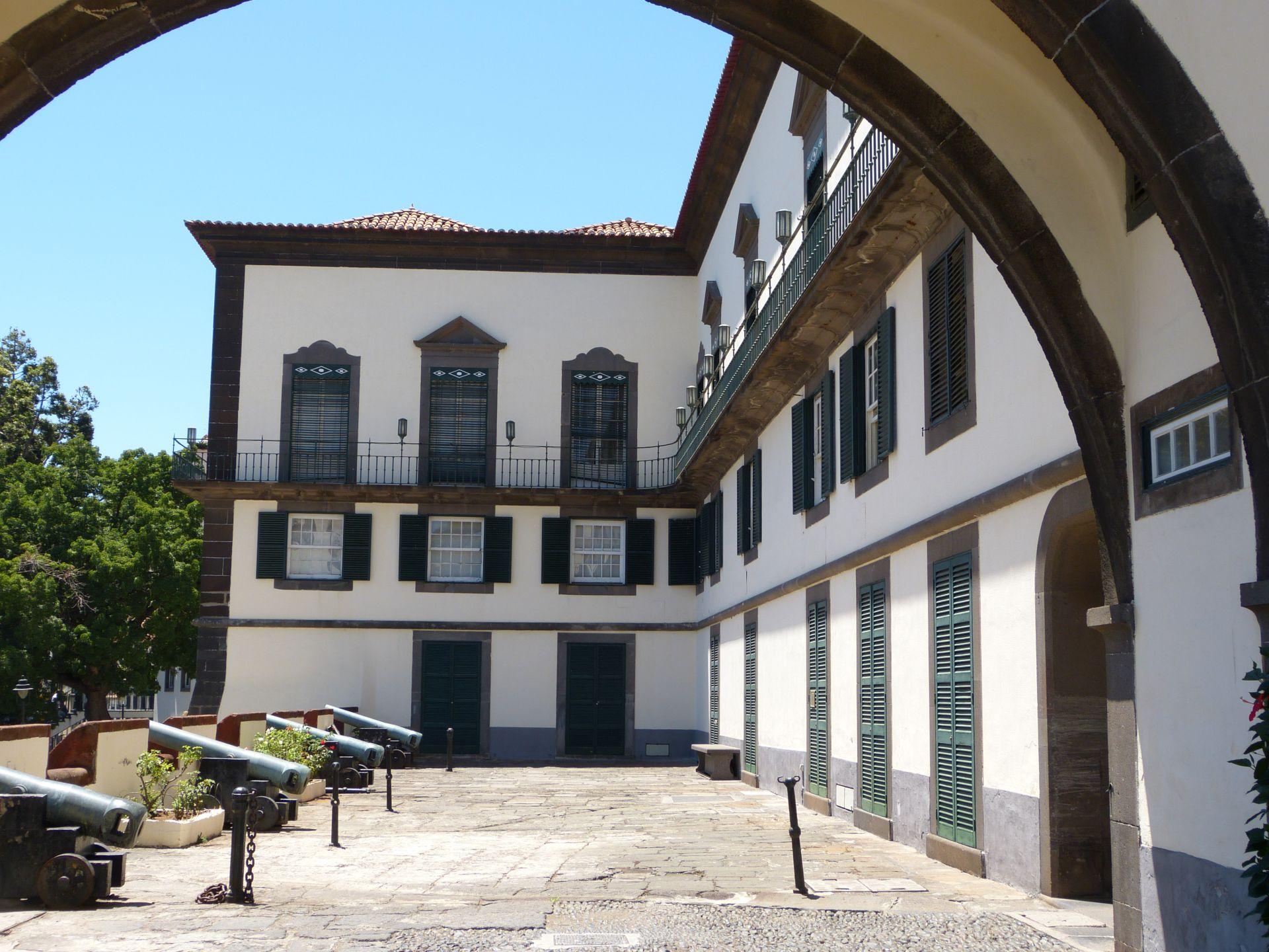 Palácio de São Lourennço