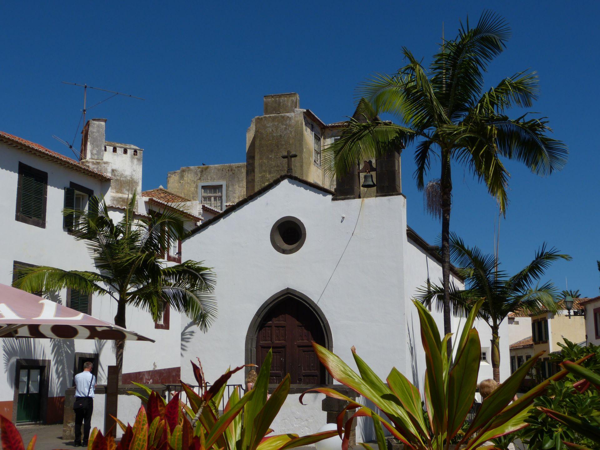Fischerkirche Capela Corpo Santo