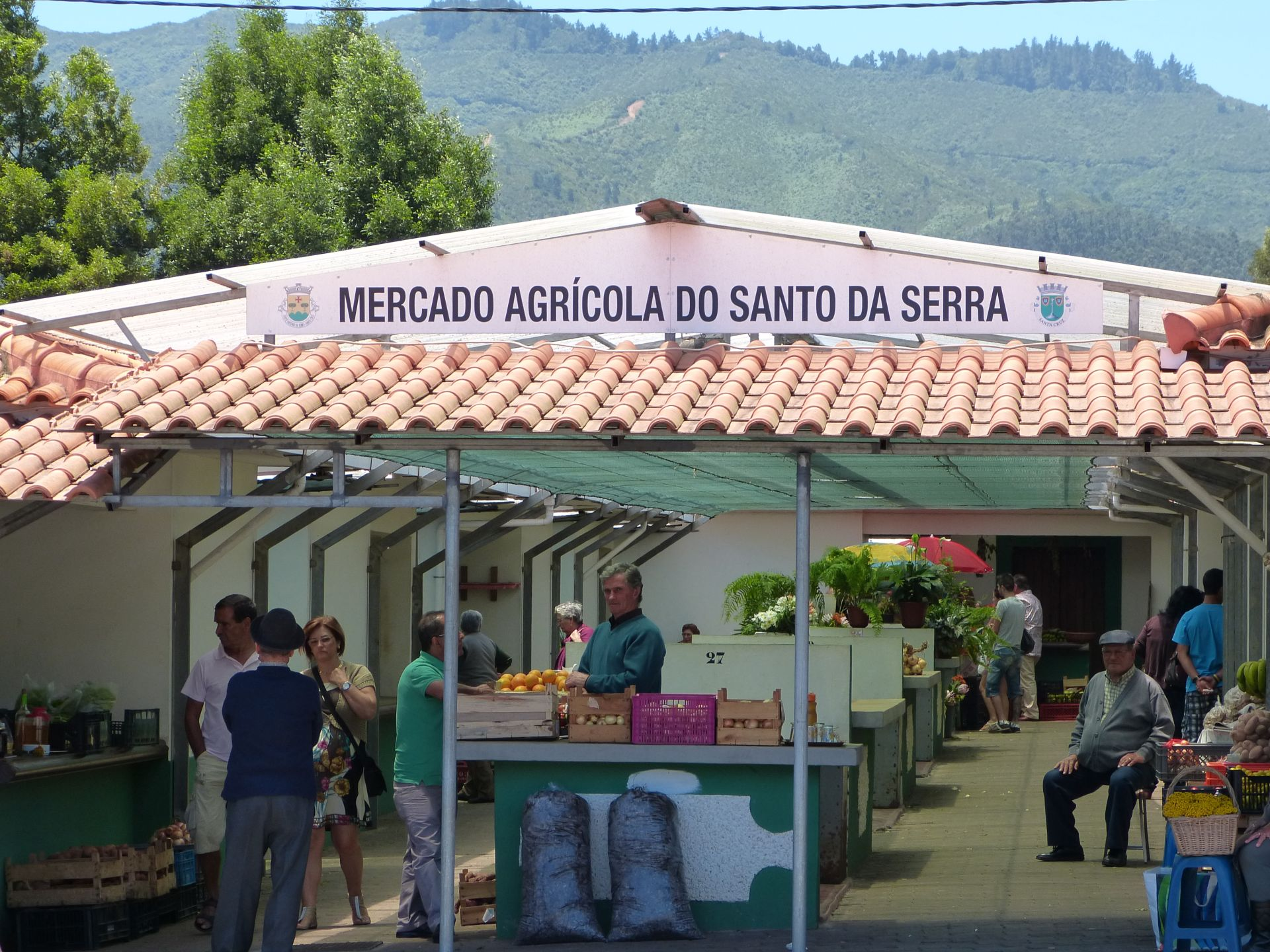 Mercado Agrícola do Santo da Serra