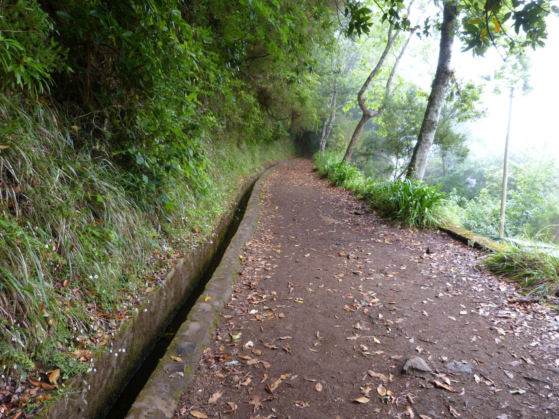 Levadawanderung zum Aussichtspunkt Balcoes