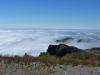 Am Pico do Arieiro über den Wolken