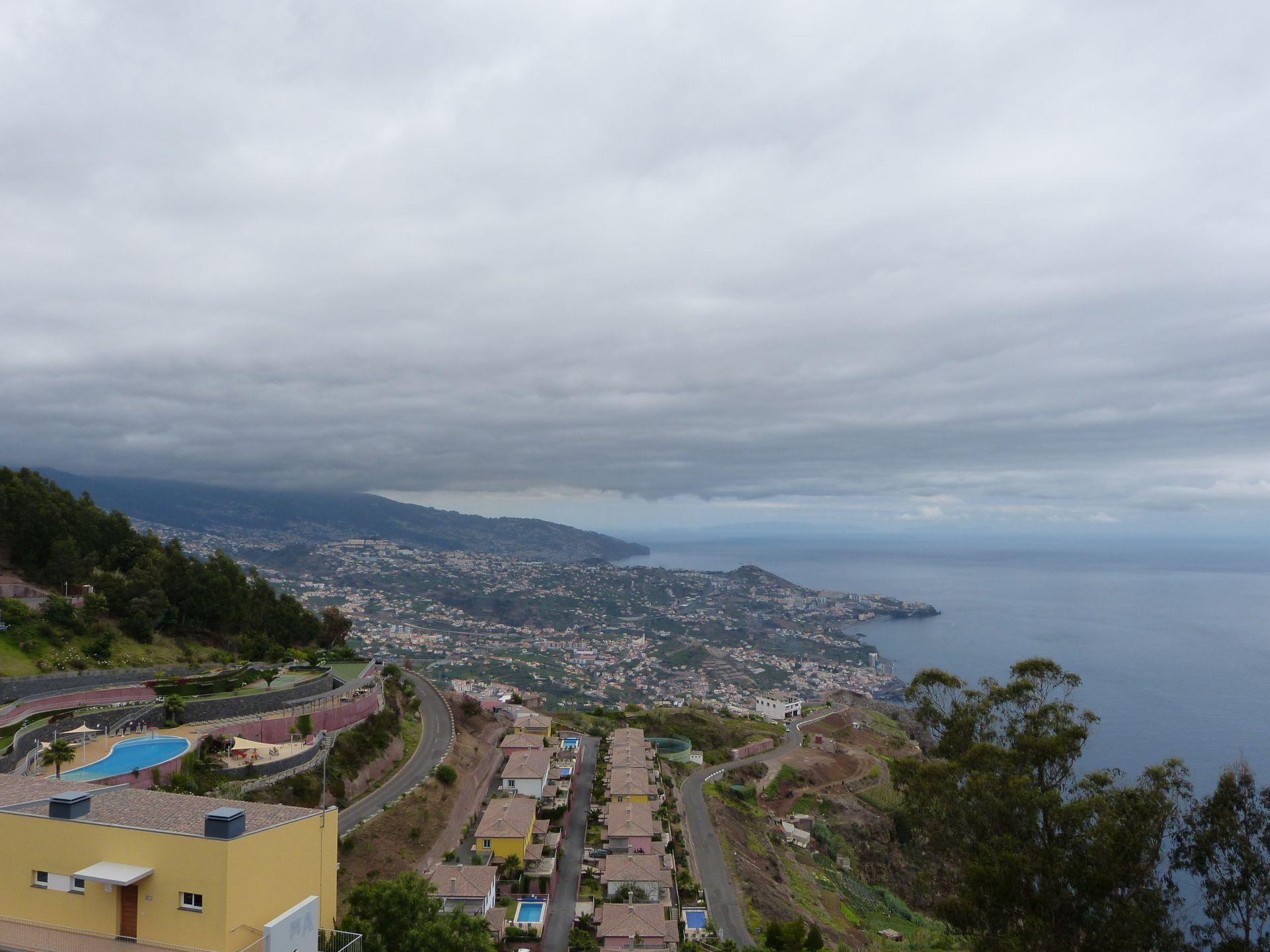 Blick auf die Küste beim Cabo Girão