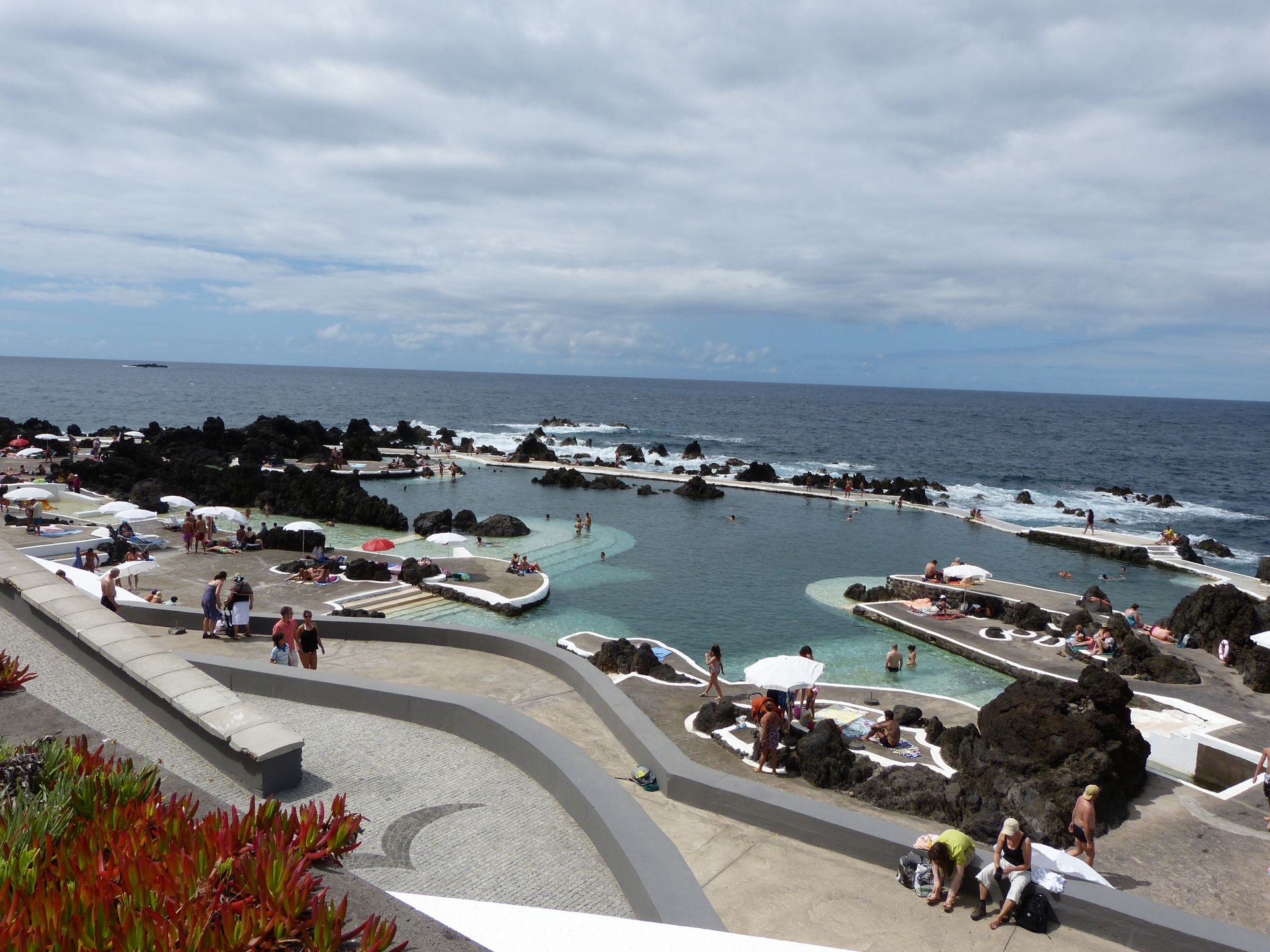 Naturbad in Porto Moniz