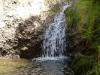 Der kleine, versteckte Wasserfall
