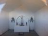 Die Fátima-Kapelle war geschlossen. Ein Blick durchs Fenster tut\'s auch.