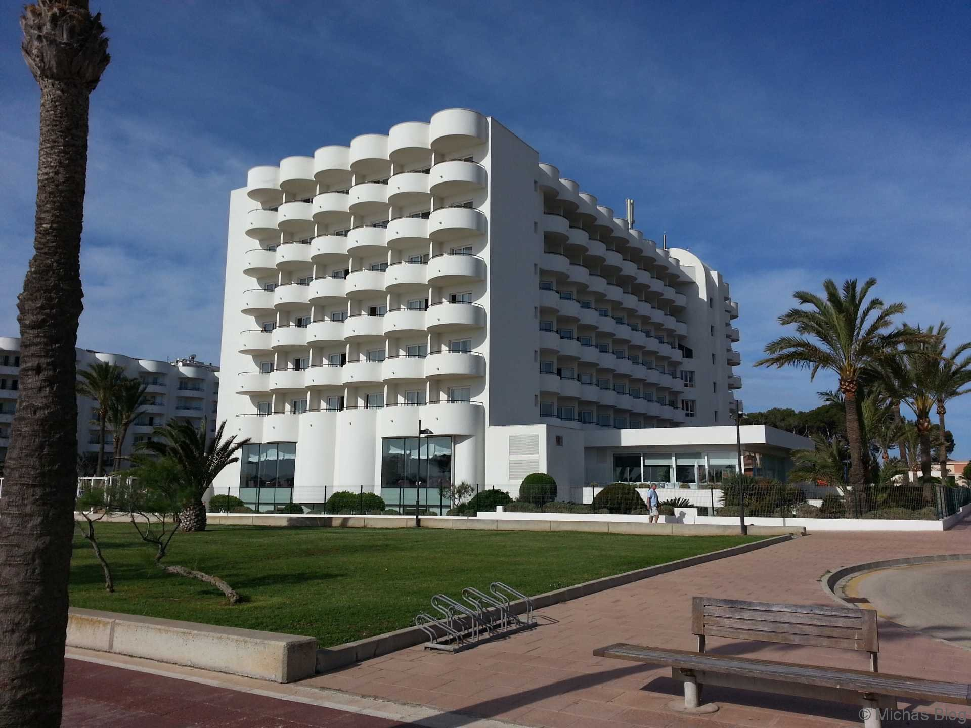 Unser Hotel Hipocampo Playa