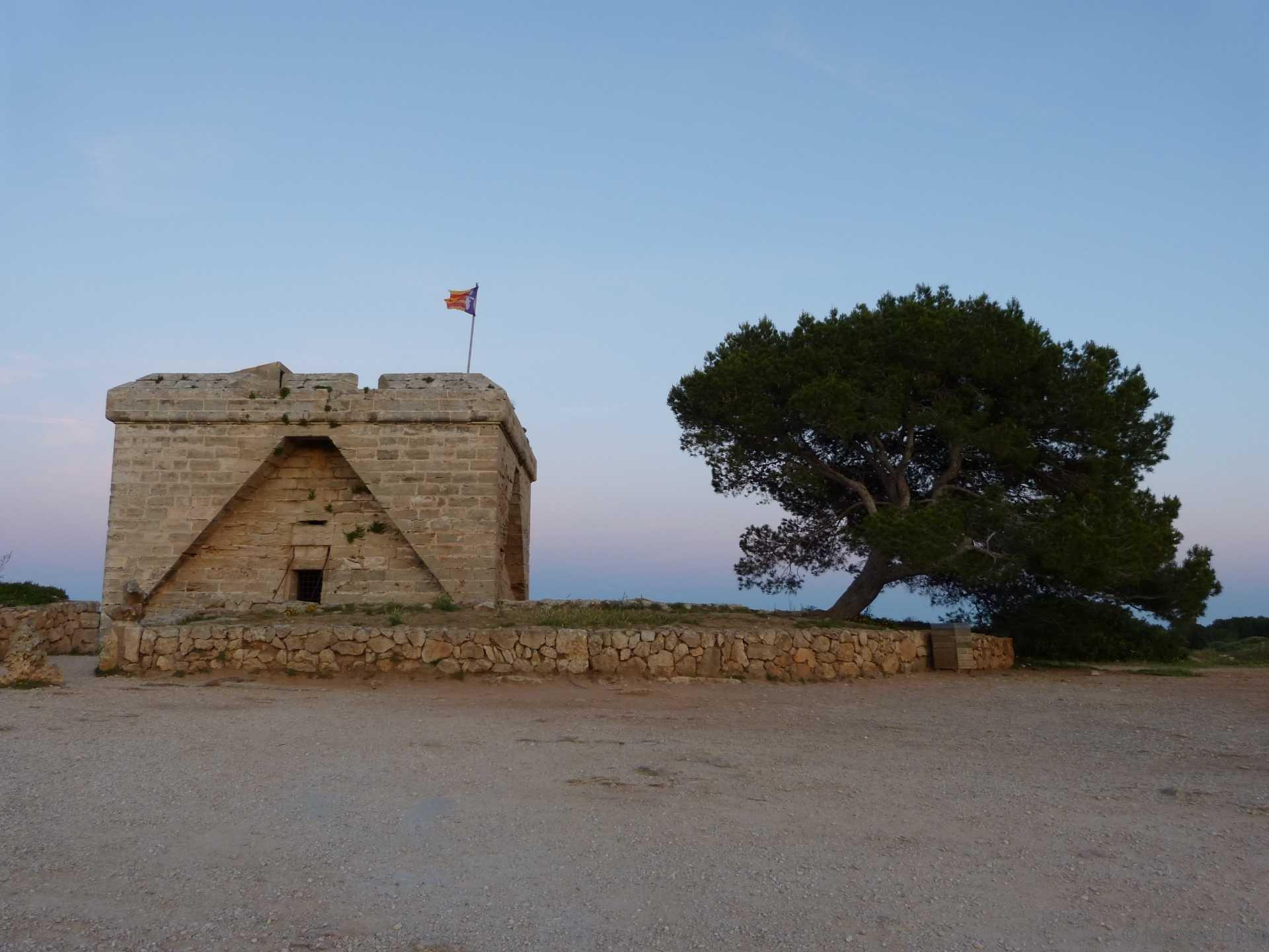 Castell de sa Punta de n'Amer