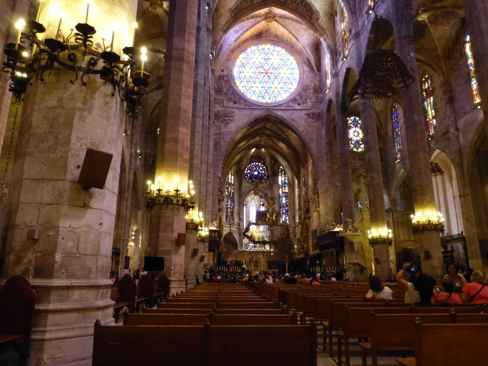 Kathedrale von innen