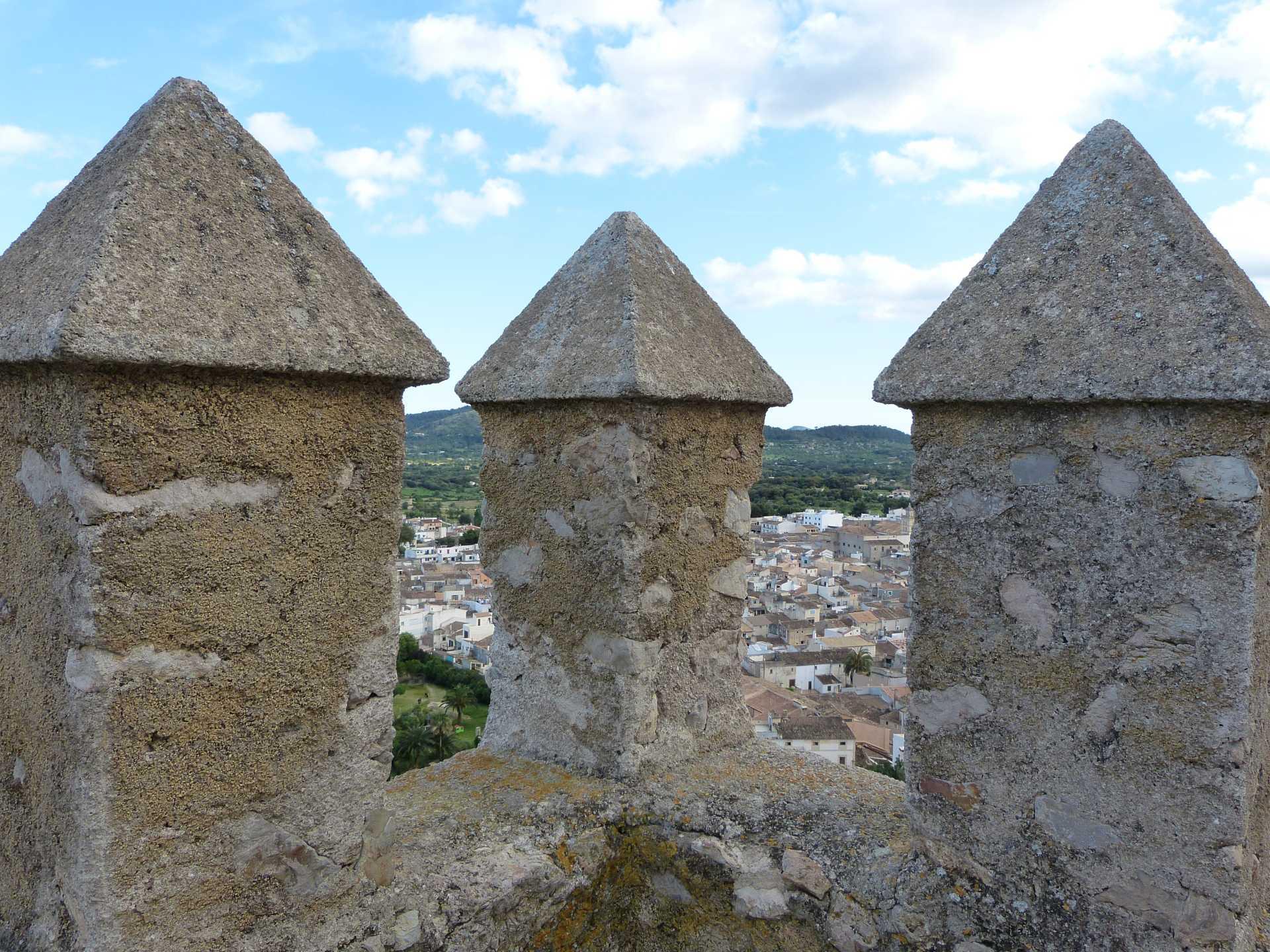 Artà - Festung