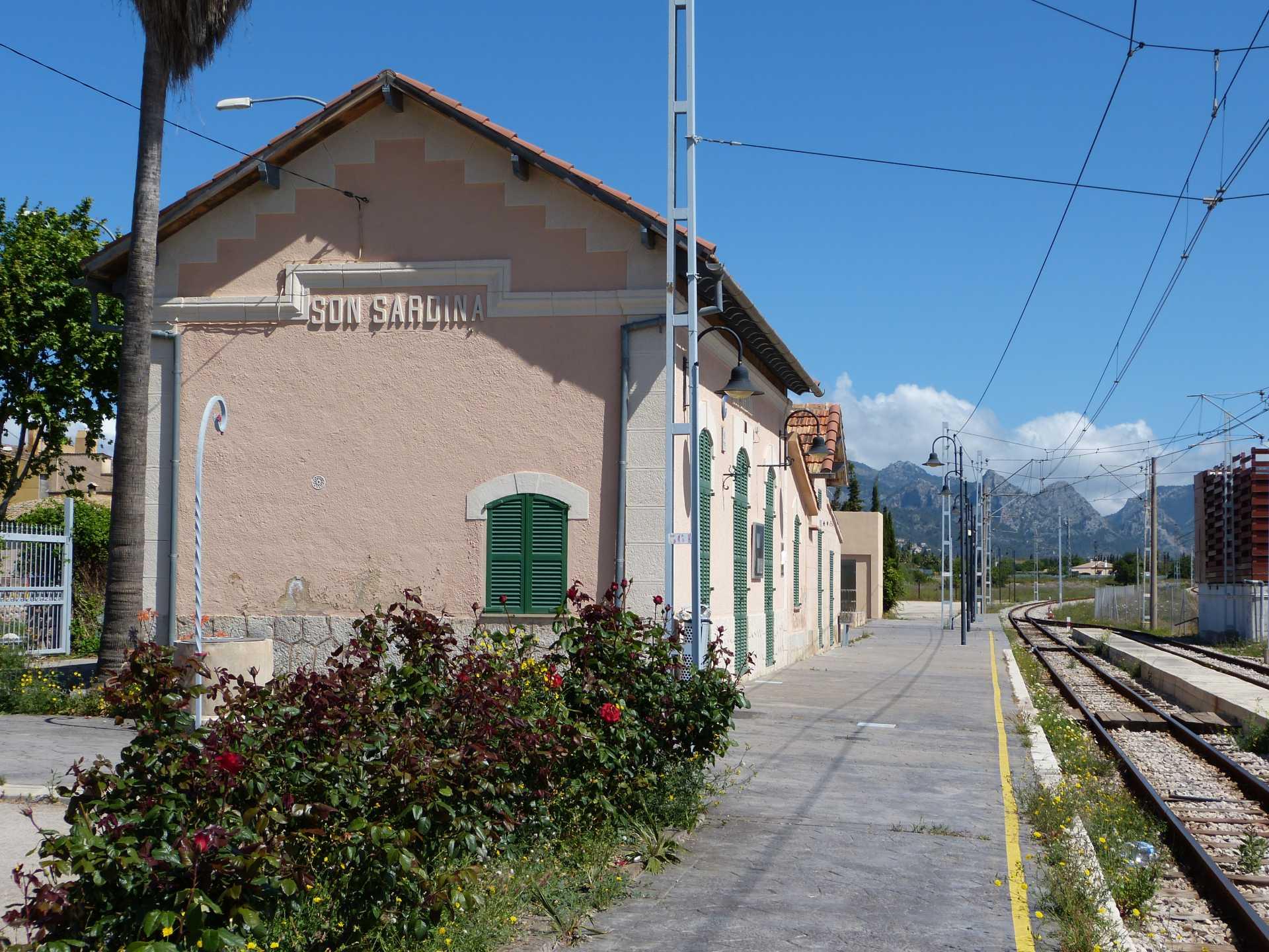 Park and Ride Bahnhof
