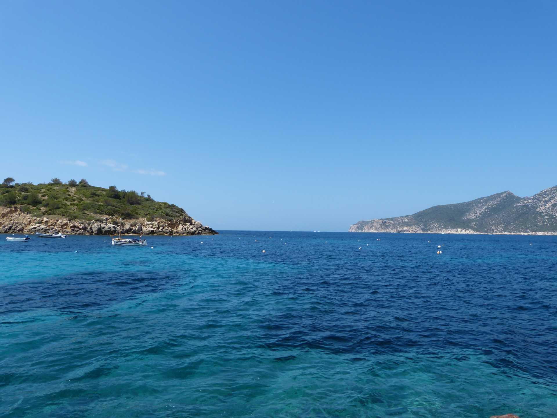 La Illa Pantaleu und Dracheninsel