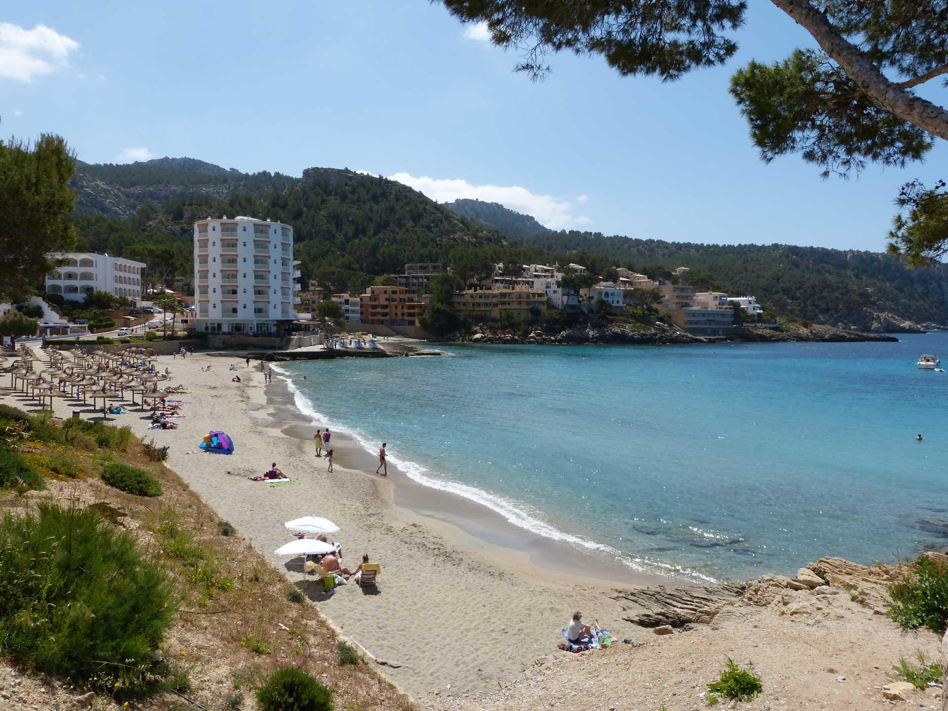Strand von Sant Elm