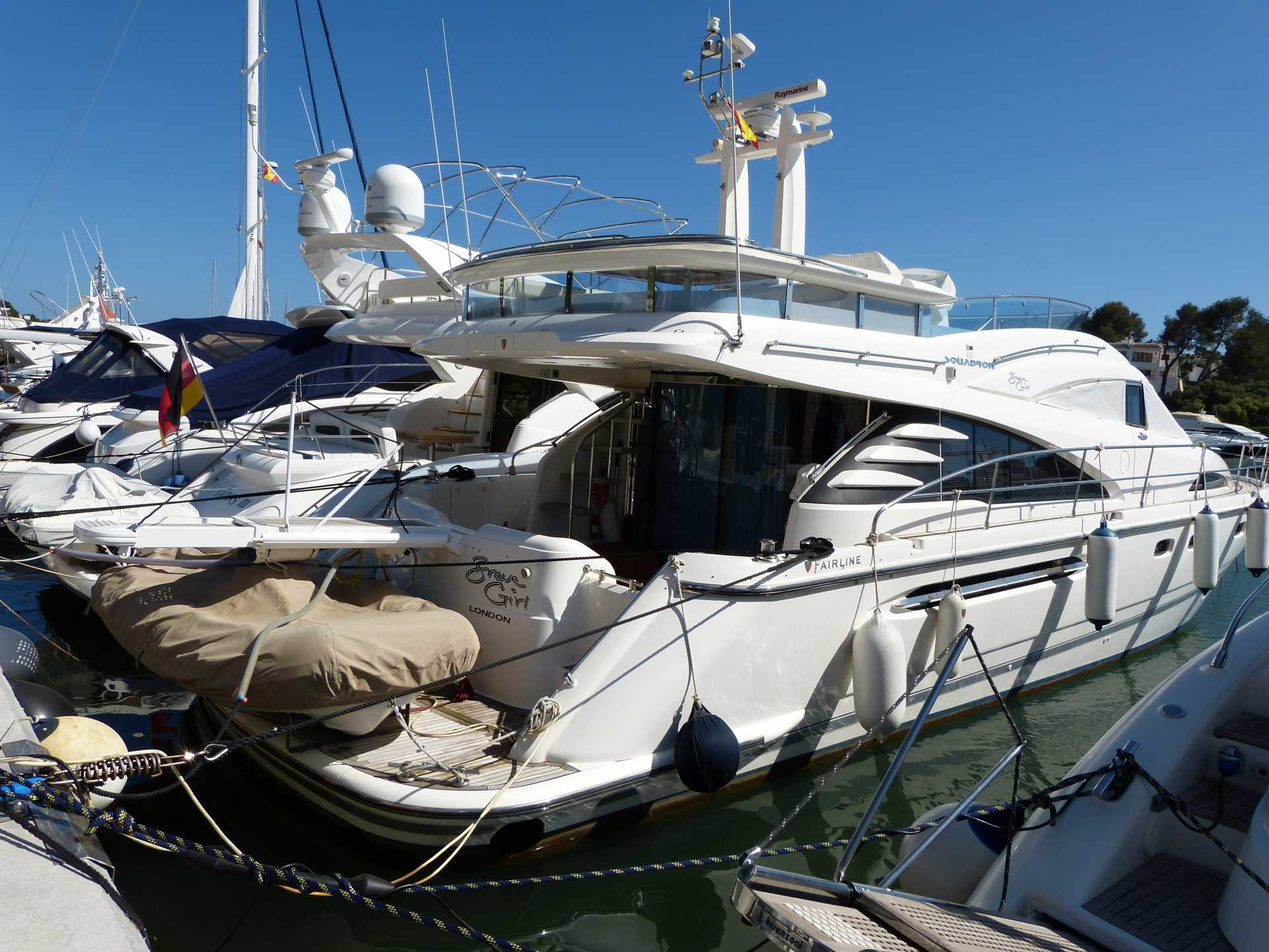 Noble Yachen in Cala d'Or