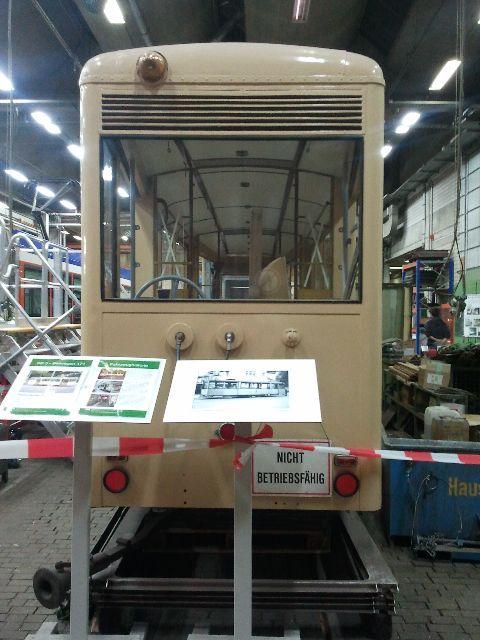 SB 5 - Beiwagen 171
