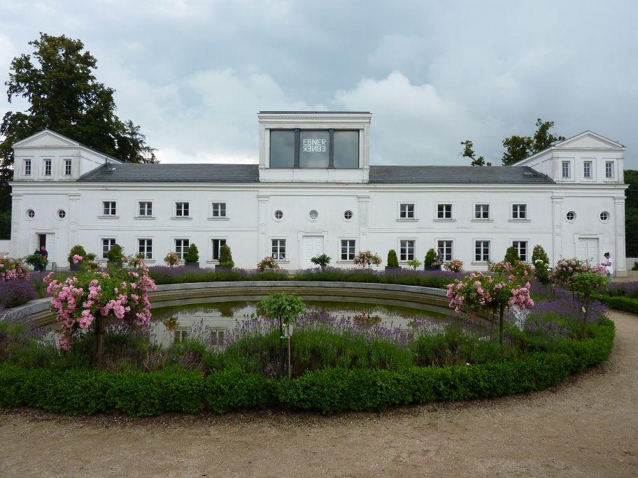 Die Orangerie in Putbus