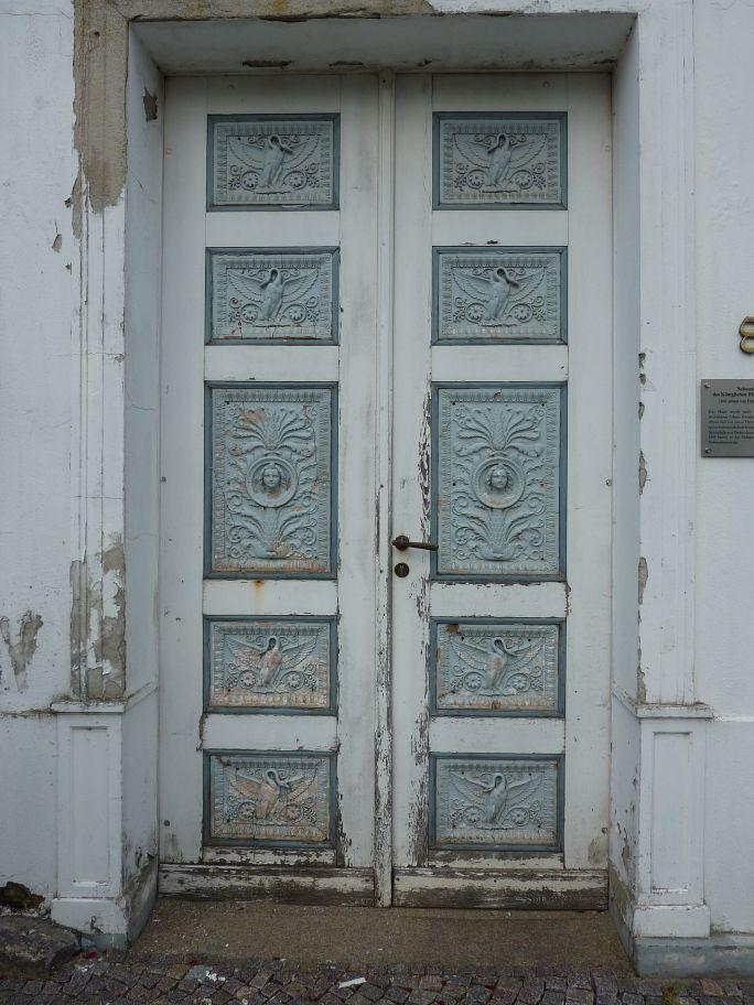 So eine Haustüre möchte ich auch