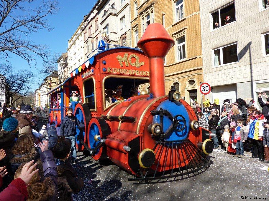 Die Eisenbahn streikt heute wohl doch nicht!
