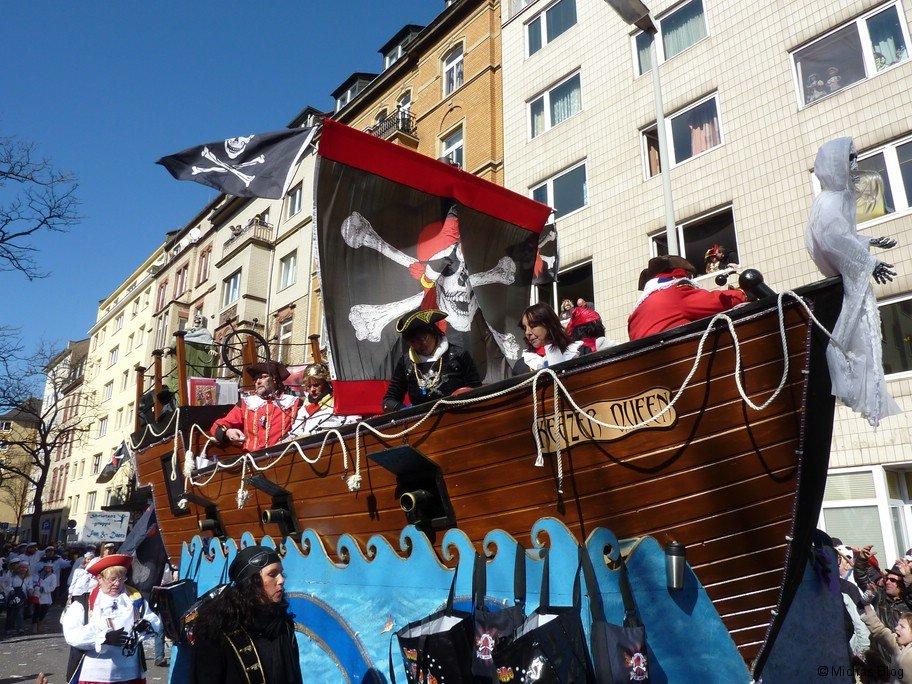 Nein, das ist nicht die Piratenpartei, auch wenn es so aussieht!