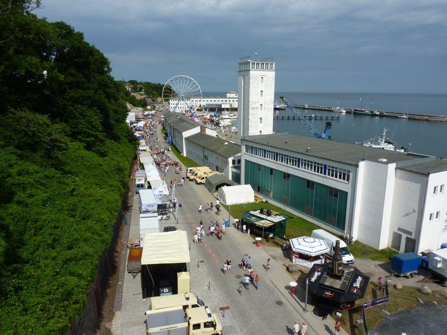 Hafenfest in Sassnitz (Das Heinerfest gefällt mir besser)