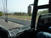 Busfahrt zum Hotel