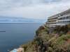 Mirador la Paz - Schöne Aussicht, der Weg zum Playa del Bolullo