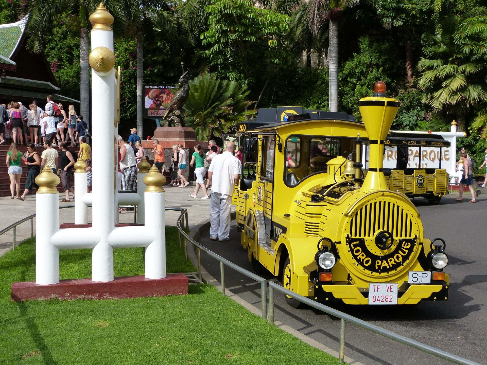 Loro Parque Express