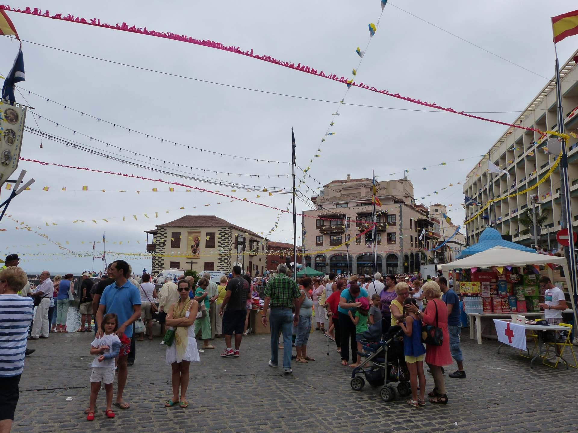 Fiesta de Nuestra Senora del Carmen