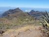 Blick aufs Teno Gebirge