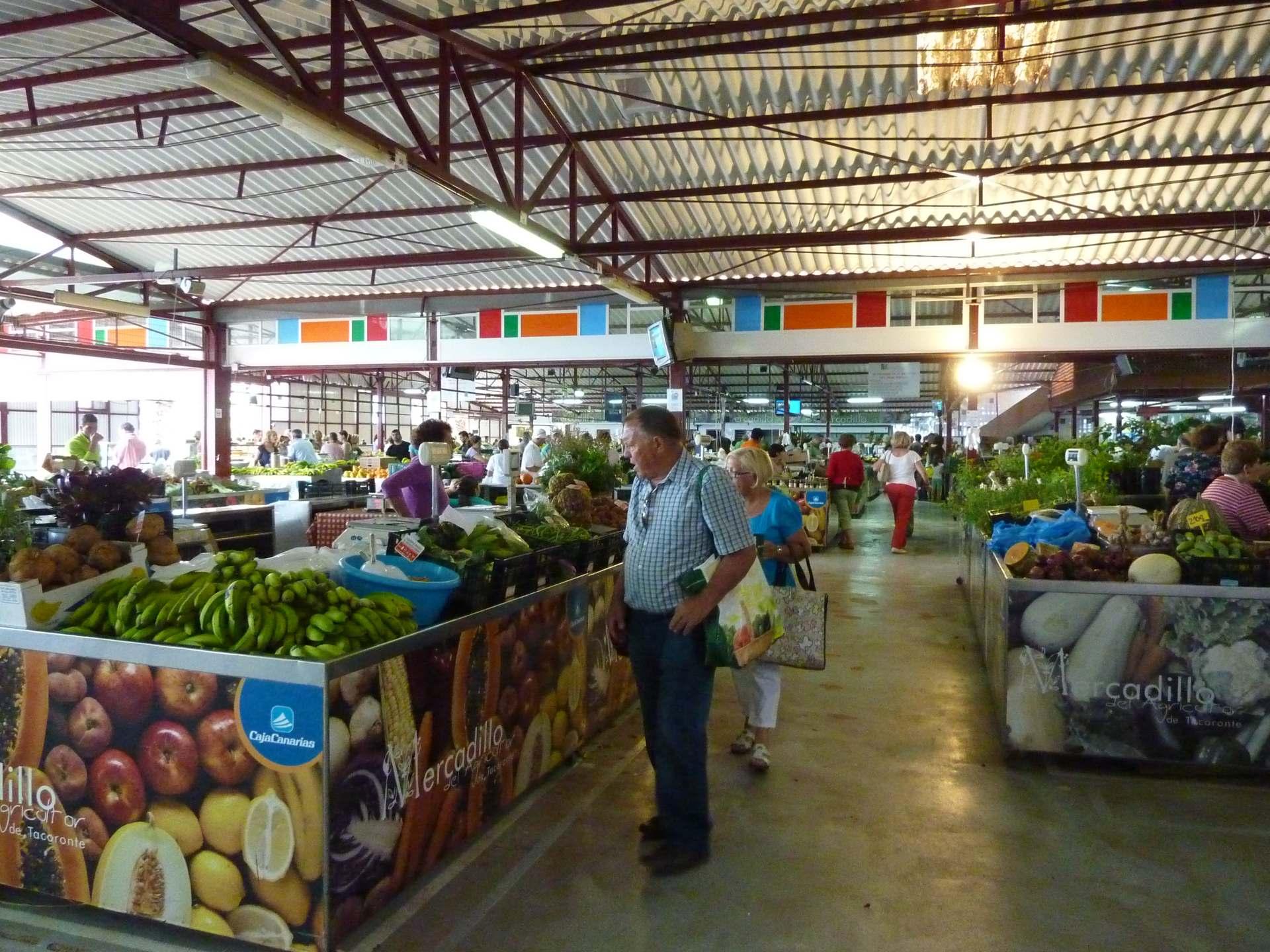 Bauernmarkt in Tacoronte