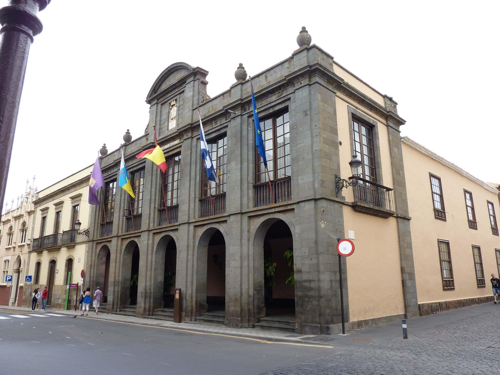 Ayuntamiento, Antiguo Casa del Cabildo