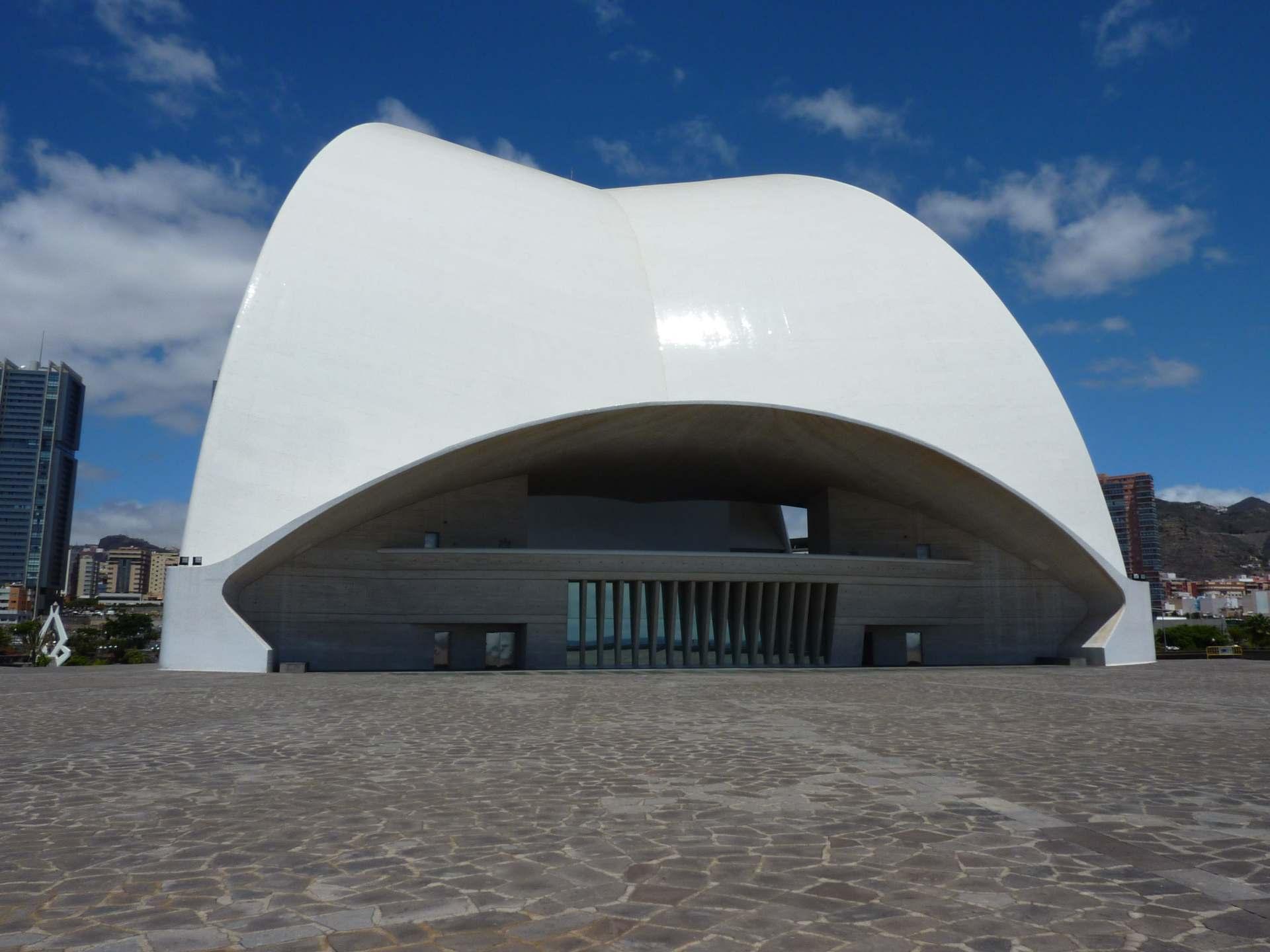 Auditorio de Tenerife - Fischmaul?