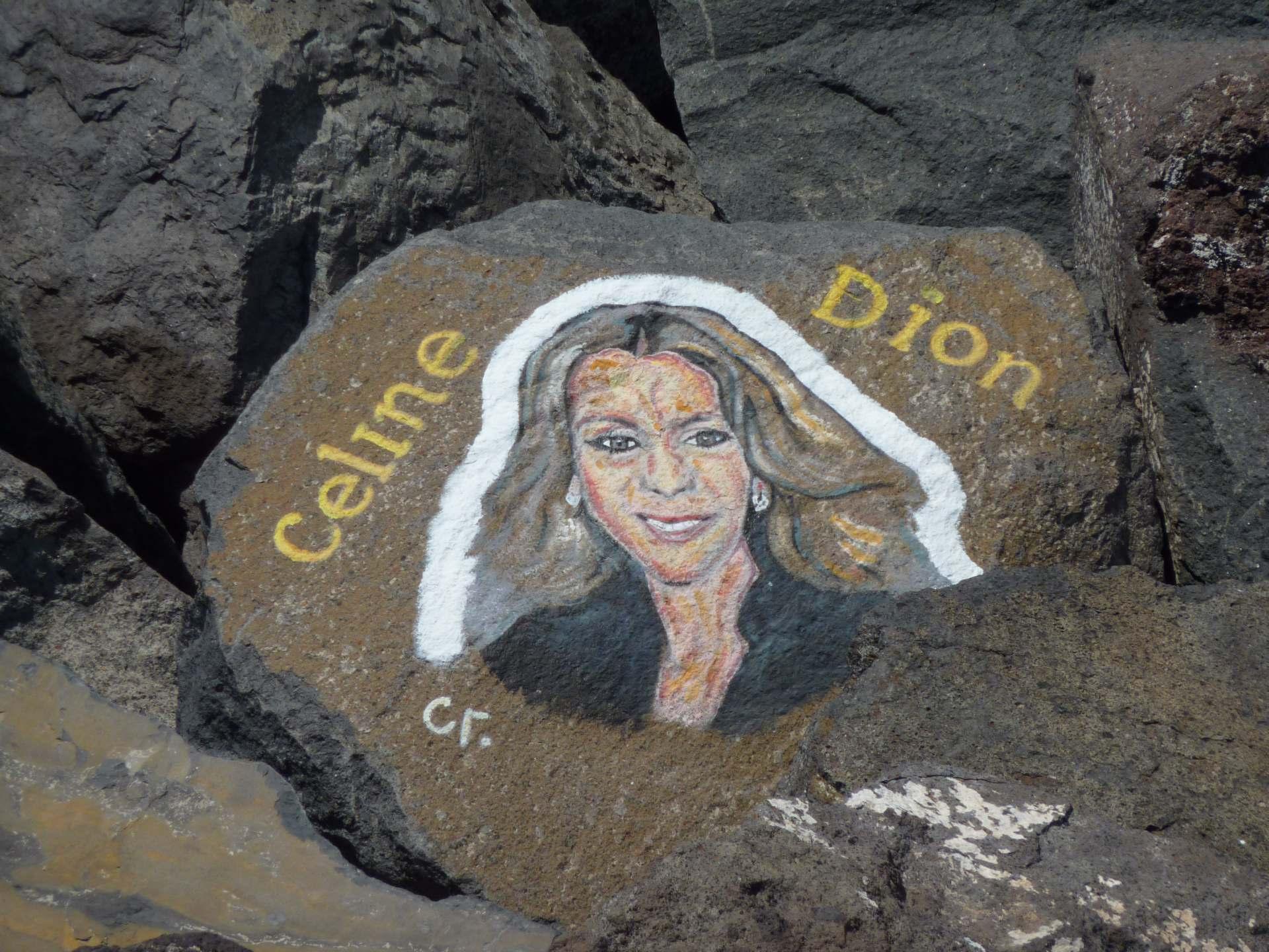 Celine Dion war hier