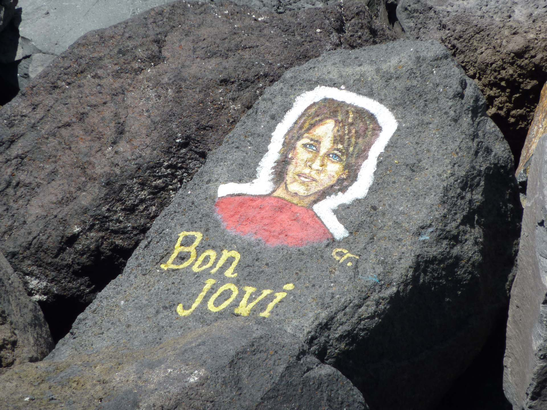 Bon Jovi auch