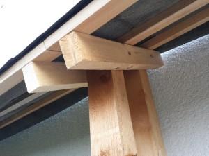 Kaminholzunterstand design  Bauanleitung für einen Holzunterstand | Micha's Blog