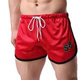Ursing Sommer Herren Shorts Fitness Bodybuilding Mode Lässige Super Gemütlich Atmungsaktiv Kurze Hosen Sporthose Schwimmhose Beachshort Schwimmhose Freizeithose Strandshorts