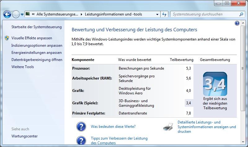 Crucial M4 SSD Erfahrungsindex