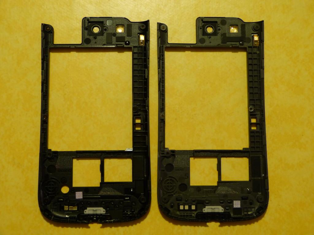 Galaxy S3 Kameraglas Reparatur