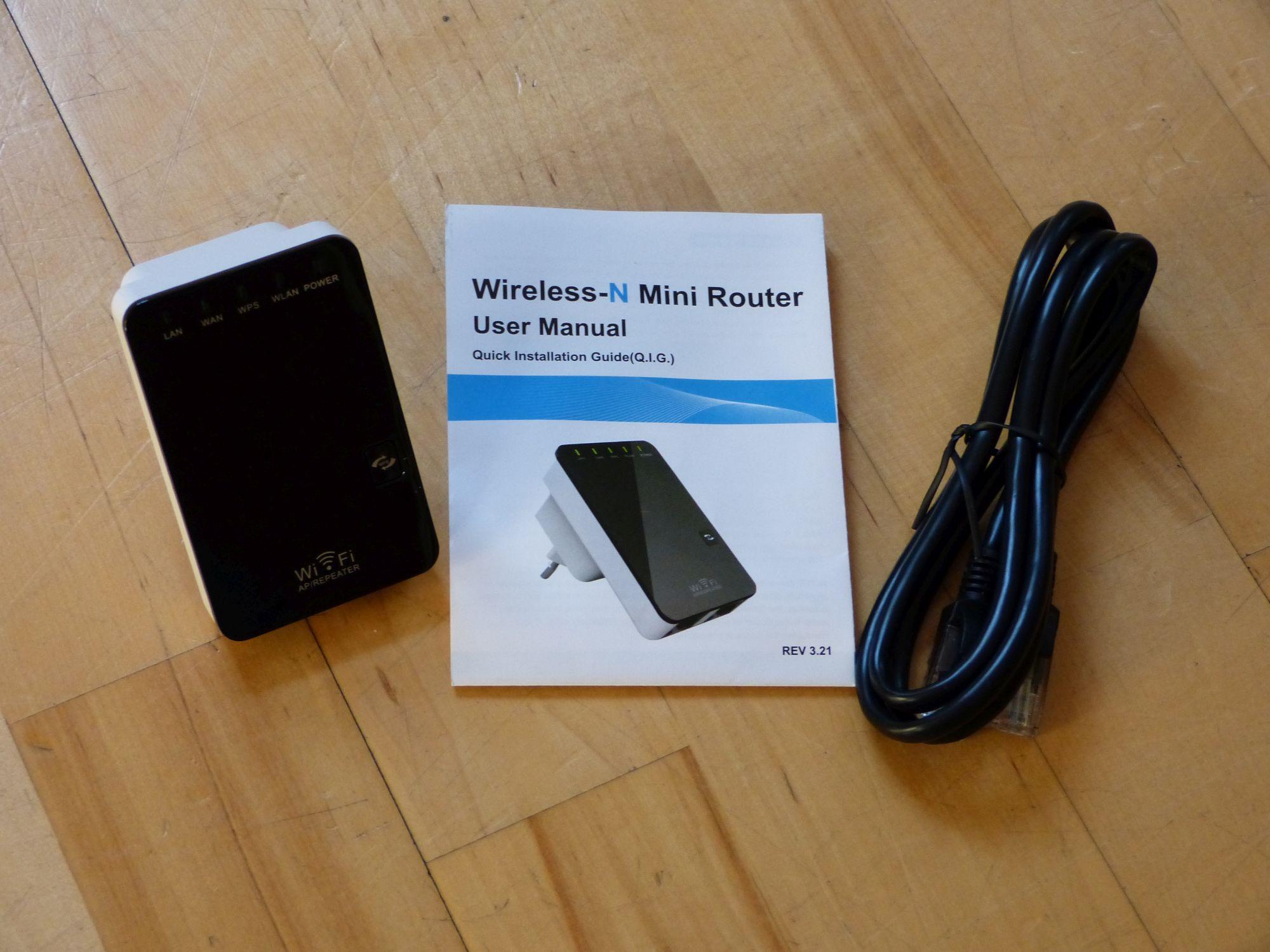 testbericht etekcity 300mbit wlan repeater router wisp. Black Bedroom Furniture Sets. Home Design Ideas