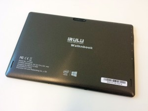 iRULU WalknBook W3