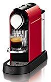 Krups XN 7205 Kapselmaschine Nespresso Citiz / 1 L Wasserbehälter / fire-engine rot