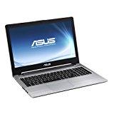 Asus S56CM-XX033H 39,2 cm (15,6 Zoll) Ultrabook (Intel Core i7 3517M, 1,9GHz, 4GB RAM, 500GB HDD, 24GB SSD, NVIDIA GT 635M, DVD, Win 8)