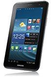 Samsung Galaxy Tab 2 P3110 WIFI Tablet (17,8 cm (7 Zoll) Display, 1GHz Prozessor, 1GB RAM, 16 GB Speicher, 3,2 Megapixel Kamera, Android) titanium-silber
