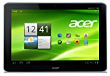 Acer Iconia A210 25,7 cm (10,1 Zoll) Tablet-PC (NVIDIA Tegra 3 Quad-Core, 1,2GHz, 1GB RAM, 16GB eMMC, Android 4.1) grau